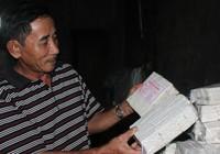 Làng bánh nổ Điền Trang vào mùa tết