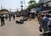 Xe tải mất thắng gây tai nạn thảm khốc, hai người chết tại chỗ