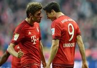 Bayern lo không quản nổi 'khẩu pháo hai nòng'