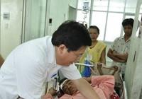 Ông Huỳnh Văn Nén bị dập não, nói khó