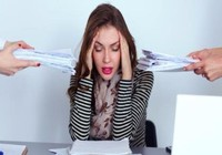 Phụ nữ bị căng thẳng dễ mất khả năng thụ thai