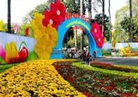Hơn 4.000 kỳ hoa dị thảo tại Hội hoa xuân Đinh Dậu 2017