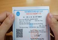 Không trình thẻ BHYT có được giải quyết chế độ?