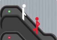 Kỹ năng đi thang cuốn để không xảy ra tai nạn