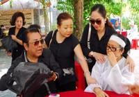 Người hâm mộ treo thơ vĩnh biệt nghệ sĩ Thanh Sang