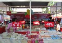 Hội sách Cần Thơ: Nhiều sách hay, giảm giá 50%