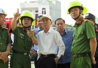 Cục Cảnh sát đến chỉ đạo dập vụ cháy tại Cần Thơ