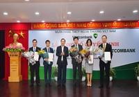 Ban lãnh đạo Vietcombank có nhiều gương mặt mới
