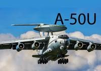 A-50U 'mắt thần' của không quân Nga