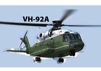Phiên bản trực thăng mới nhất của tổng thống Mỹ VH-92A
