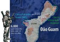 Mỹ có gì ở đảo Guam mà Triều Tiên lại đe dọa tấn công?