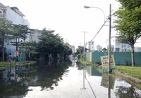 Khu đô thị Êm Đềm ở Sài Gòn chẳng... êm đềm