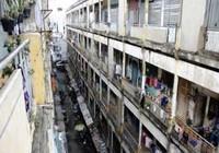 TP.HCM giao quyền cho quận cải tạo chung cư cũ