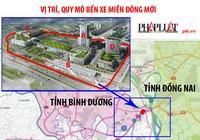 Diện mạo của Bến xe Miền Đông mới