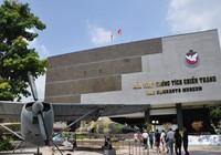 Lắp chống sét cho Bảo tàng Chứng tích chiến tranh