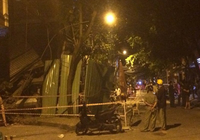 Vụ sập nhà ở quận Tân Bình: Ảnh hưởng dây chuyền