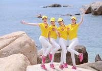 Chùm ảnh: Thí sinh Hoa hậu Hoàn vũ thăm thắng cảnh Nha Trang