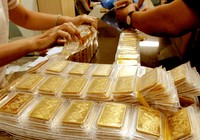 Giá vàng tăng vọt