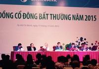 Đại hội cổ đông bất thường Eximbank tiếp tục nóng về nhân sự HĐQT