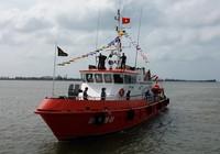 Bộ đội Biên phòng Kiên Giang được cấp tàu tuần tra hiện đại