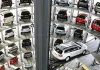 Thích thú với bãi đỗ xe siêu hiện đại