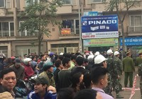 Chùm ảnh hiện trường vụ nổ kinh hoàng ở Văn Phú - Hà Đông