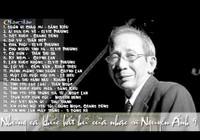 Nghe lại những ca khúc bất hủ của nhạc sĩ Nguyễn Ánh 9