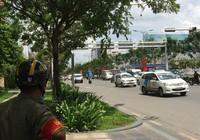 Chùm ảnh đoàn xe đón Tổng thống Obama vào sân bay Tân Sơn Nhất