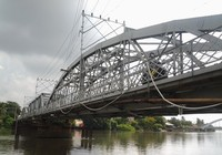 Chuyện chưa kể về cây cầu 'song sinh' với cầu Ghềnh