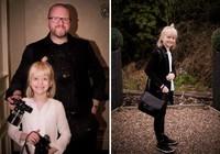 Nhiếp ảnh gia 9 tuổi nổi tiếng nhờ chụp ảnh cưới