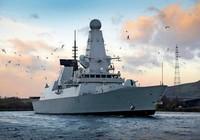 Tàu khu trục lớp Type 45: Chiến hạm phòng không mạnh nhất của Anh