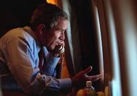 Bên trong chuyên cơ Tổng thống Mỹ Bush ngay sau vụ 11-9
