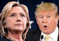 Trực tiếp tranh luận Hillary Clinton và Donald Trump