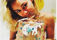 Miley Cyrus nhận quà sinh nhật 'lạ' từ bạn trai