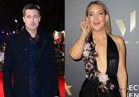 Hé lộ tin đồn Brad Pitt đang hẹn hò Kate Hudson
