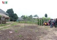 Hiện trường vụ sát hại 4 người ở Hà Giang