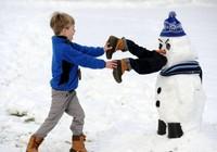Những người tuyết kinh dị nhất thế giới