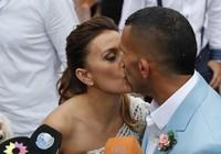 Đám cưới linh đình của ngôi sao Carlos Tevez