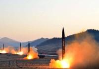 Triều Tiên phóng tên lửa giữa đêm vào EEZ Nhật Bản
