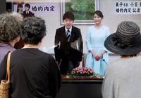 Công chúa Nhật Bản chính thức công bố việc đính hôn