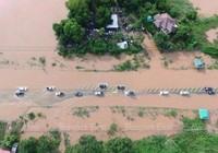Thái Lan cũng khốn đốn vì bão số 10 Doksuri