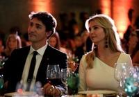Ivanka Trump tái ngộ thủ tướng Canada điển trai