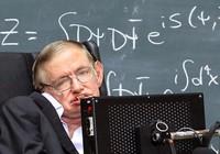 Luận án Tiến sĩ của Stephen Hawking gây 'sập' mạng