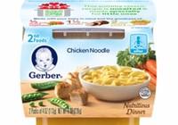 2/3 thức ăn dặm cho trẻ sơ sinh ở Mỹ chứa asen