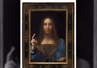 Kiệt tác hội họa của Da Vinci bán giá kỷ lục 10.000 tỉ