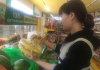 Chuối của bầu Đức lên kệ đại siêu thị Trung Quốc