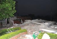 Cao Bằng: Sập nhà 5 tầng, 3 người chết, 3 người bị thương