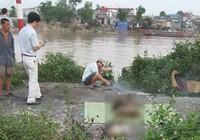 Tá hỏa phát hiện thi thể người đàn ông nổi trên sông