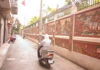 'Con đường gốm sứ' thứ hai tuyệt đẹp tại Hà Nội