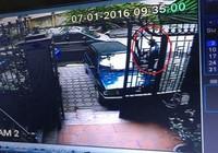 Chiều nay họp báo vụ trộm xe vàng gây chấn động Hà Nội